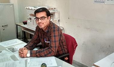 Puneet-Chawla-Office-incharge-Panniwala-Mota