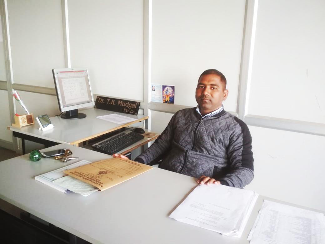Dr.TR-Mudgil